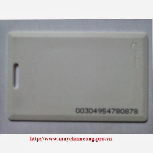 Thẻ cảm ứng promag dày 1.8mm
