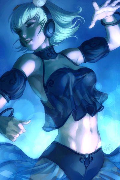 sexy anime girl 02