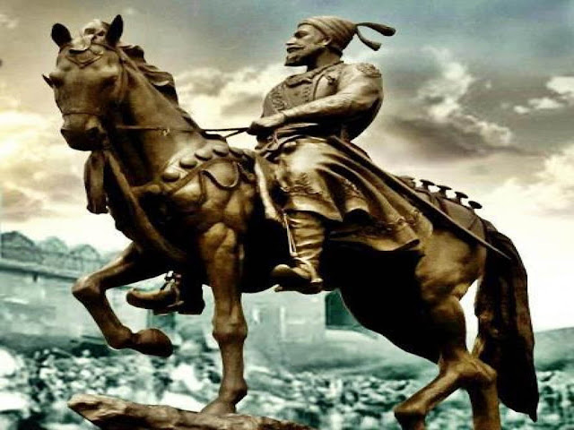 Shivaji Maharaj Statue HD Wallpapers Free Download