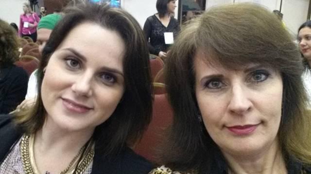 Sabrina Volante e Sonia Hecher