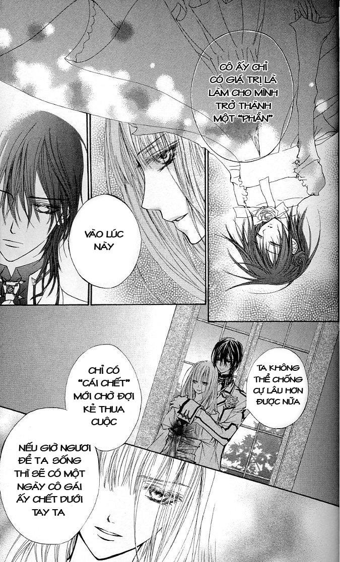 Vampire Knight Chapter 20 - Trang 12