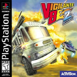 Download - Vigilante 8 - Second Offense - PS1 - ISO