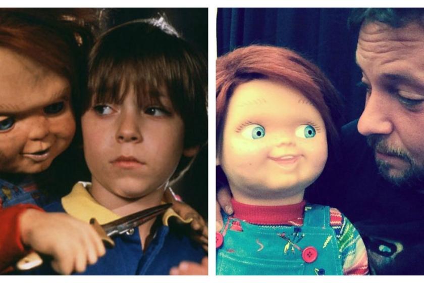 Alex Vincent se hizo famoso como Andy Barclay en las películas 'Chucky: El muñeco diabólico' y 'La Maldición de Chucky'