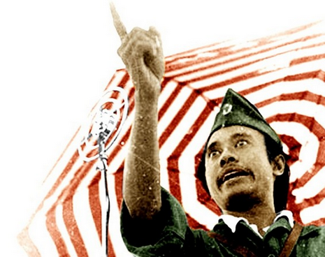 Bung Tomo, Pejuang Nasional dalam Perang Kemerdekaan