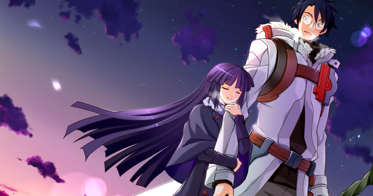 Log horizon shiroe and akatsuki