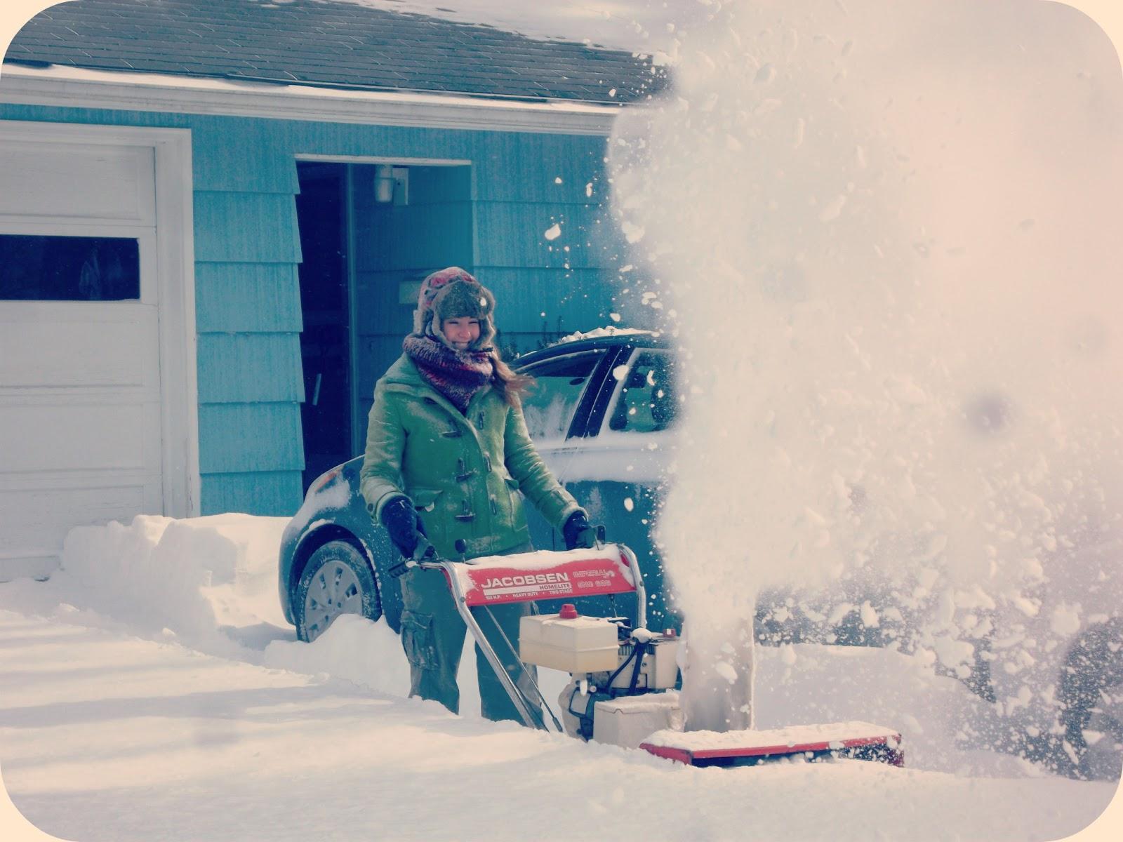 Winter Snowstorm Nemo New Hampshire
