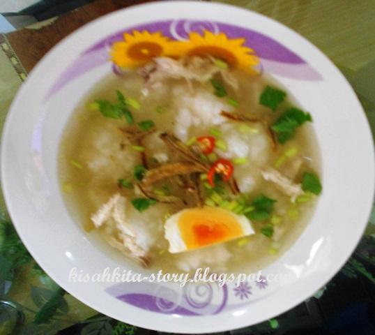 Resepi  Nasi  Minyak  Untuk  Orang  Makan