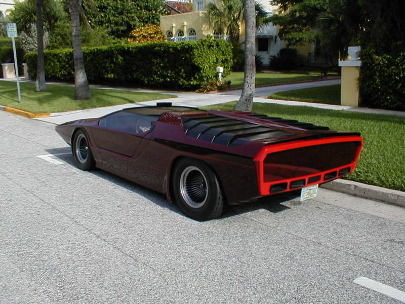 foose made alfa romeo carabo replicapicture of auto design