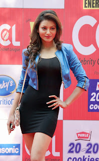 Celebrities Pictures at CCL Season 5 Mumbai Heroes Vs Veer Marathi Match CCL5  3.JPG