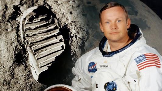 Você sabe quantas vezes o homem pisou na Lua ?
