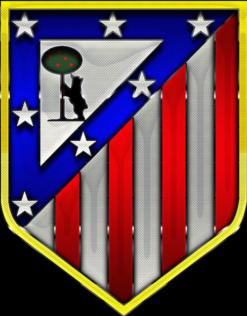 escudo atletico de madrid imagui
