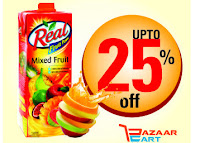 Bazaarcart: Get 40% Off On Minimum Shopping Rs.199 : Buy To Earn