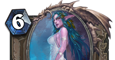 GOLDEN TYRANDE WHISPERWIND IN HEARTHSTONE Hearth Magic