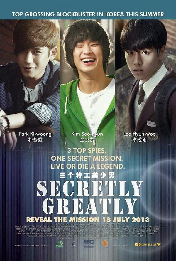 cine asiatico secretly greatly
