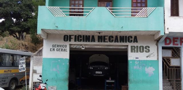 Oficina Mecânica Rios