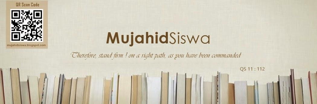 Mujahid Siswa Official
