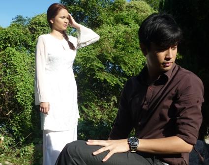 Gambar Izara Aisyah dan Aiman Hakim Dalam Drama Vanila Coklat