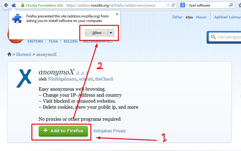 Cara Paling Mudah Membuka Situs yang Diblokir | The Maniax!