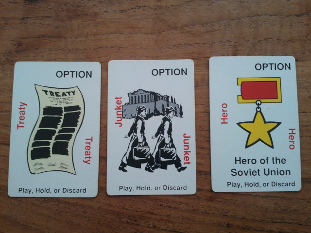 Option cards
