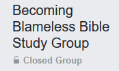 Bible Study Facebook Group