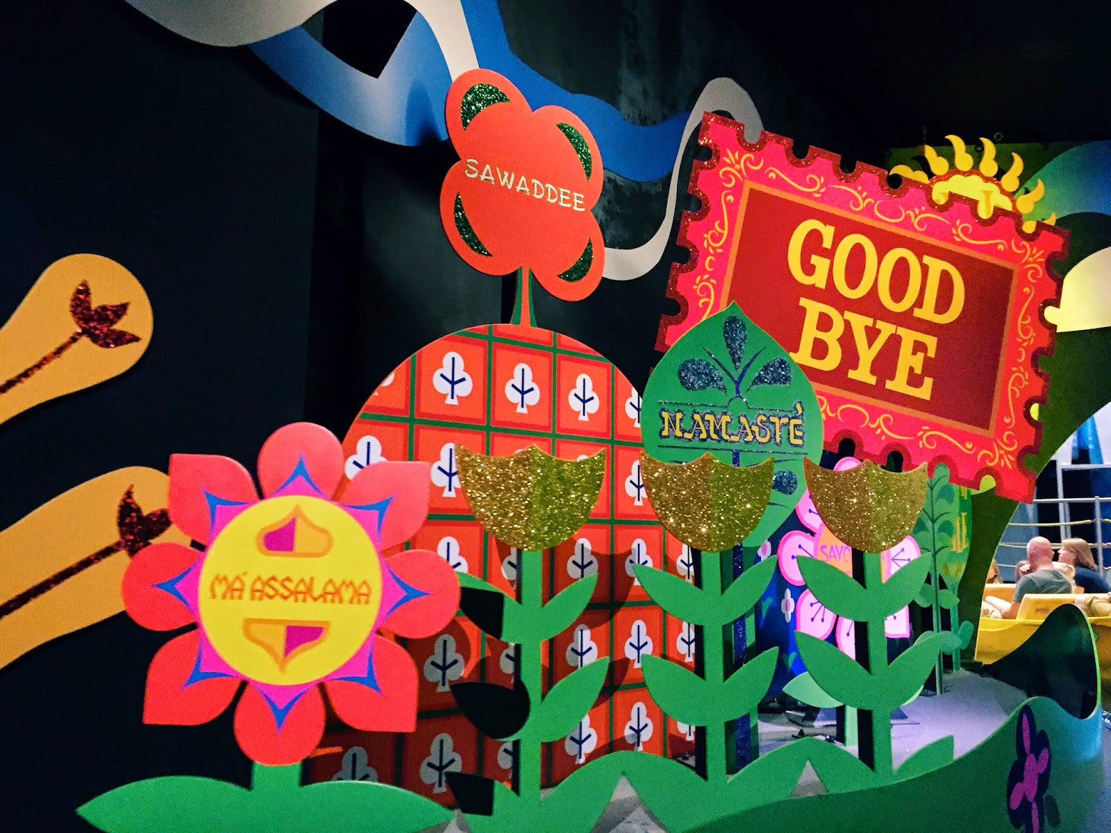 it's a small world Magic Kingdom gifs
