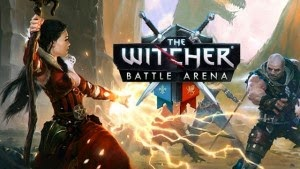 The Witcher Battle Arena 1.0.5 MOD APK+DATA (HEROES UNLOCKED)