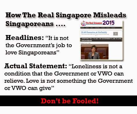 the real singapore facebook misleads singaporeans