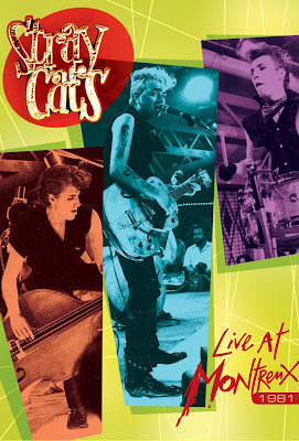 "STRAY CATS: ""Live at Montreux 1981"" (DVD)"