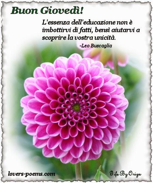 Messaggi frasi poesie d 39 amore buon gioved frase di for Immagini buon pomeriggio due chiacchiere