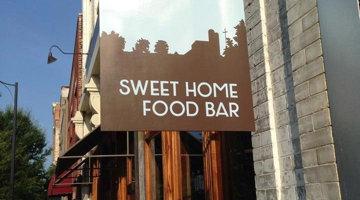 Top 5 restaurants in tuscaloosa alabama the girl from for Food bar tuscaloosa