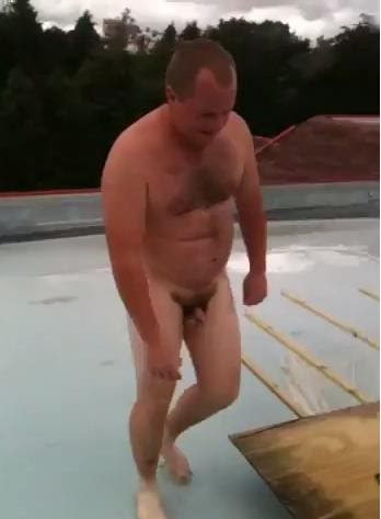 Nude straight guys at beach caught and 2