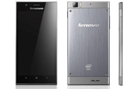 Lenovo K900 Appearance