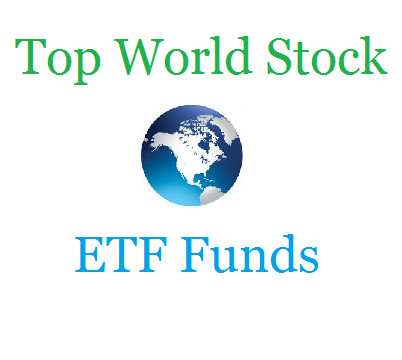 Top World Stock ETFs in 2014