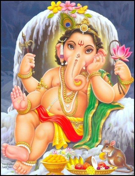 'Baby' Lord Ganesh