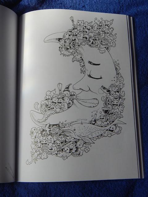 desenho para pintar
