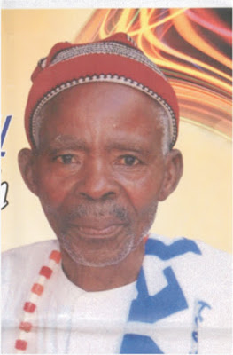Late Chief Fred Anaka for burial, Saturday