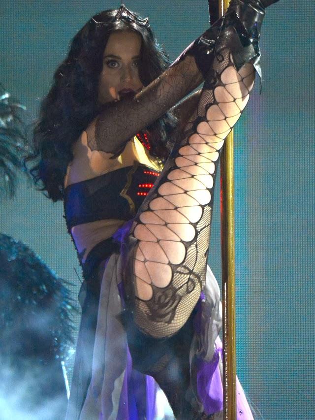 Los mejores momentos del 56 Grammy Awards Katy Perry