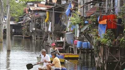 SEVERAS INUNDACIONES DEJAN AL MENOS 20 MUERTOS EN FILIPINAS