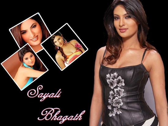 Sayali Bhagat Wallpapers Ghost Movie Actress