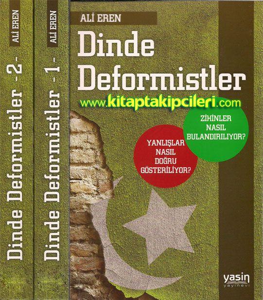 ali eren dinde deformistler kitap yasin yayınevi