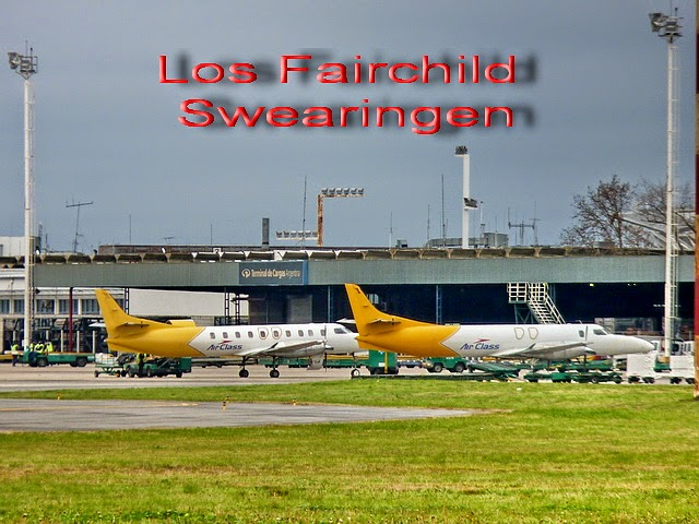 Los Fairchild Swearingen