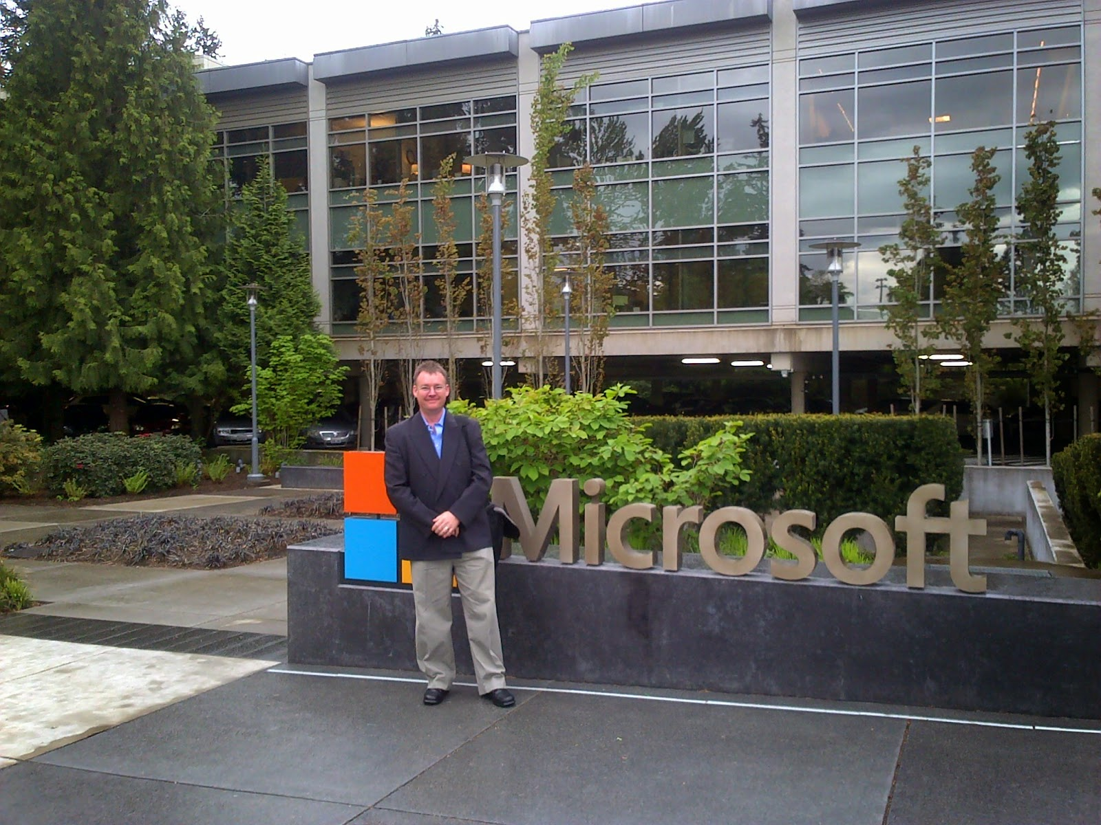 Building 92 microsoft store - I Was Amazed At The Size Of The Microsoft Campus It Is Really Massive