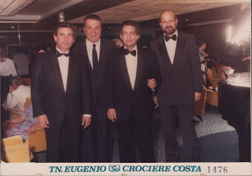 IN CROCIERA - CON LILLO, ROCCO E CONSALES - 1983