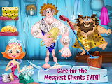 Cave Girl - Stone Age Salon Messy Clients