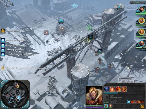 warhammer 2 gold pc              screenshot 3 Warhammer 40.000 Dawn of War II Gold Edition              PROPHET