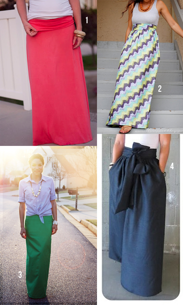 you can do it diy maternity clothes maxis maxi skirts