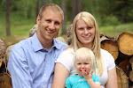 Brandon, Angela, and Elise Roses
