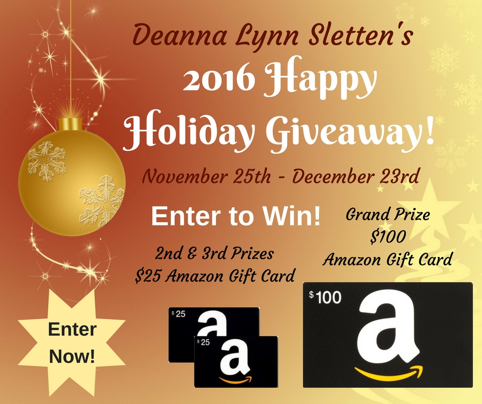 Happy Holiday Giveaway!