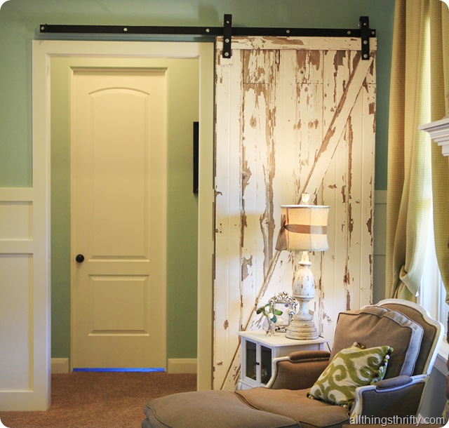 Interior Barn Doors 640 x 610