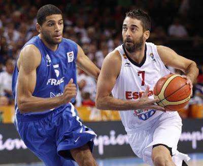 ESPAÑA - Campeona del EUROBASKET 2011